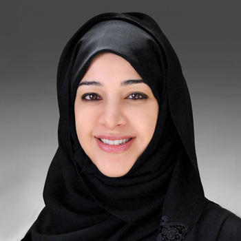 Her Excellency<br>Reem Al Hashimy